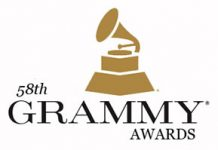 listing 58 grammy awards