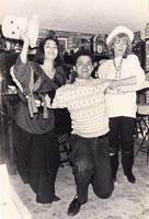 Con Ana Gabriel y Vikki_Carr